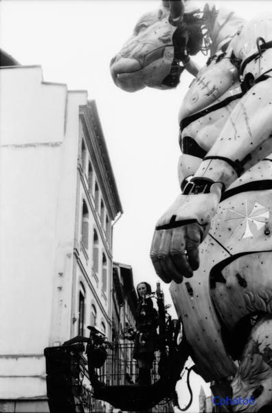 le minotaure la machine à Toulouse