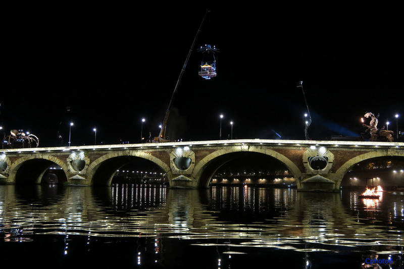 pont neuf toulouse spectacle